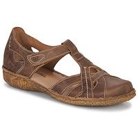 Chaussures Femme Sandales et Nu-pieds Josef Seibel ROSALIE 29 Marron