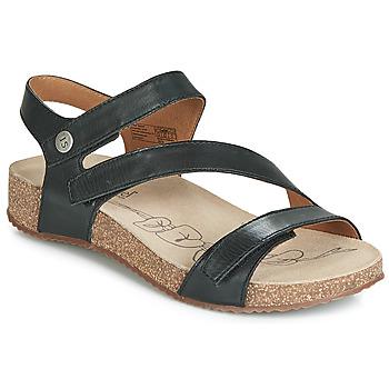 Chaussures Femme Sandales et Nu-pieds Josef Seibel TONGA 25 Noir