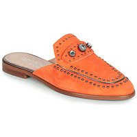 Chaussures Femme Mules Dorking 7783 Orange
