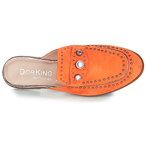Orange 7783 Mules Femme Dorking Orange 7783 Mules Dorking Femme wmnvN80O