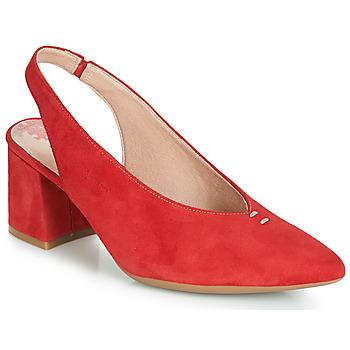 Chaussures Femme Escarpins Dorking 7806 Rouge