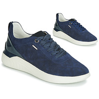 Chaussures Femme Baskets basses Geox THERAGON Navy