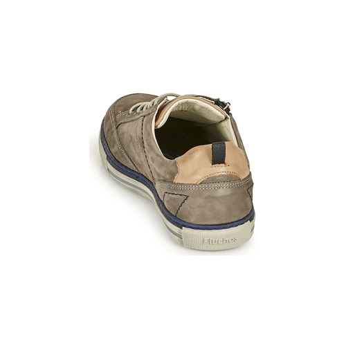 Fluchos Gris Baskets Homme Quebec Basses oBeCxd
