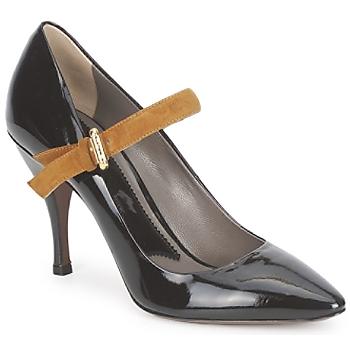 Chaussures Femme Escarpins Etro SHIRLEY NERO-MUSTARD