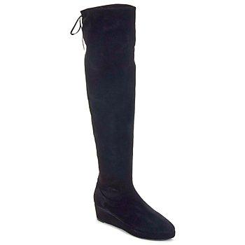Chaussures Femme Cuissardes Etro NEFER NERO-MUSTARD