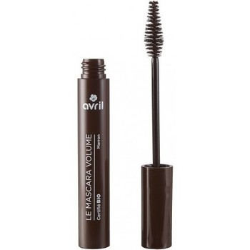 Beauté Femme Bio & naturel Avril Avril - Mascara  volume Marron - certifié bio Marron