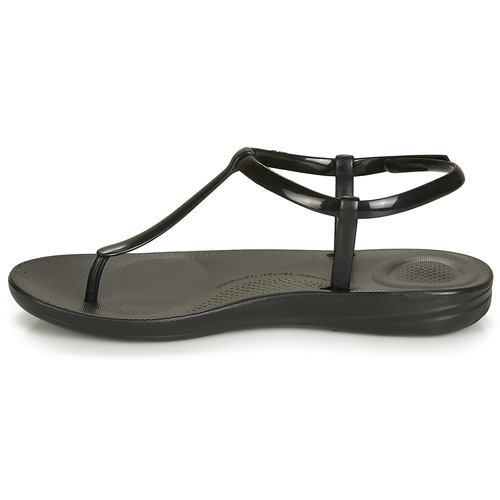 Fitflop Black SplashPearlised Chaussures Femme Tongs Iqushion vym0Nn8wOP