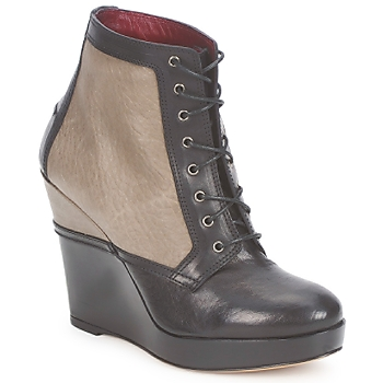 Chaussures Femme Bottines Antonio Marras CALIB GRIGIO / NERO