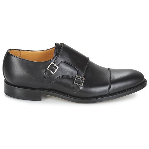 Prix d'usine Chaussures dfsd565466KJDF Barker TUNSTALL Noir