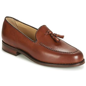 Chaussures Homme Mocassins Barker STUDLAND Marron