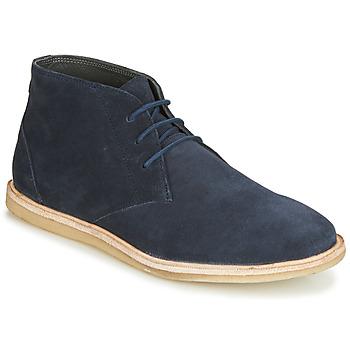 Chaussures Homme Boots Frank Wright BAXTER Bleu