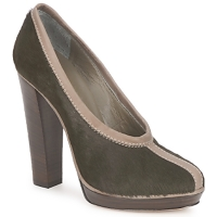 Chaussures Femme Escarpins Kallisté ESCARPIN 5949 MILITARY