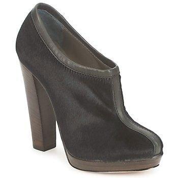 Chaussures Femme Low boots Kallisté BOTTINE 5950 Noir