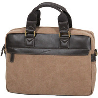 Sacs Homme Sacs ordinateur Gerard Henon Porte-document Collection Safari 22379 Marron clair