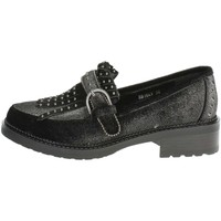 Chaussures Femme Mocassins Luciano Barachini BB164V Gris anthracite