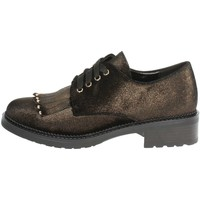 Chaussures Femme Derbies Luciano Barachini BB163X  Bronze