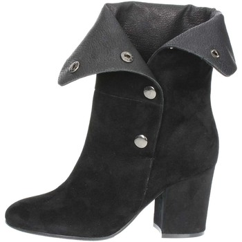 Chaussures Femme Bottines Luciano Barachini BB245A Noir