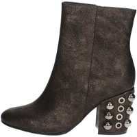 Chaussures Femme Bottines Luciano Barachini BB242U  Bronze