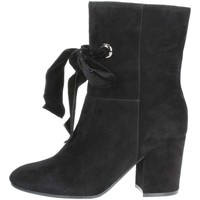 Chaussures Femme Bottines Luciano Barachini BB241A Noir