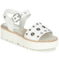 Chaussures Femme Sandales et Nu-pieds Fru.it 5435-476 Blanc