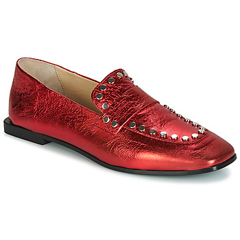 Chaussures Femme Mocassins Now 5307-587 Rouge
