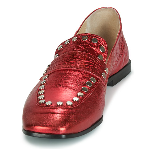 Femme Rouge Chaussures 5307 Now Mocassins 587 WHD9E2I
