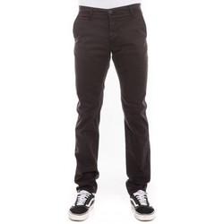 Vêtements Homme Pantalons Ritchie PANTALON VALDEK Noir