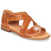 Chaussures Femme Sandales et Nu-pieds Pikolinos ALGAR W0X Camel