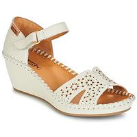 Chaussures Femme Sandales et Nu-pieds Pikolinos MARGARITA 943 Blanc