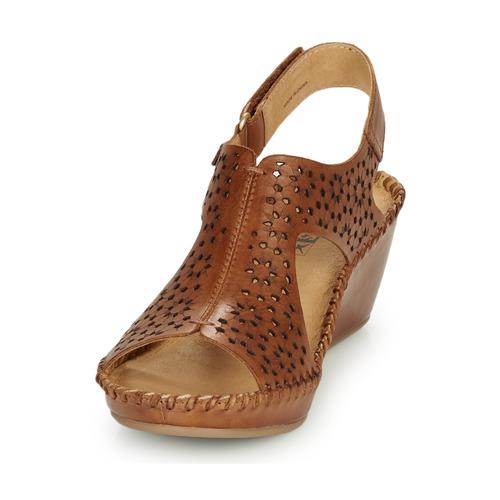 Nu Margarita Chaussures Sandales 943 Marron Pikolinos pieds Femme Et NOnvm80w