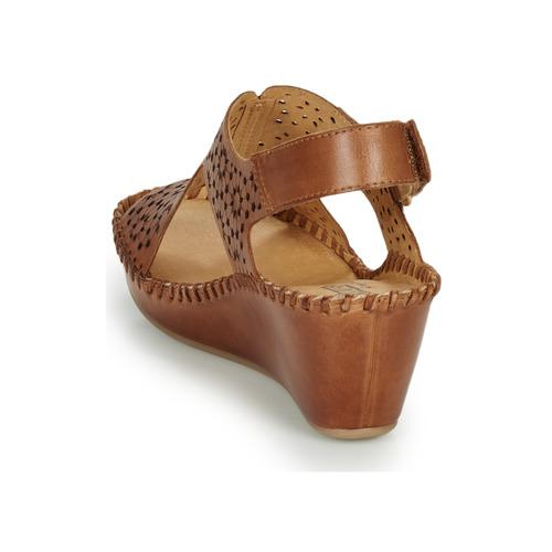 Femme Margarita pieds 943 Pikolinos Sandales Nu Marron Et uK3FJcTl1