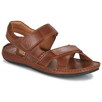 Chaussures Homme Sandales et Nu-pieds Pikolinos TARIFA 06J Camel