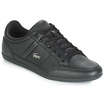 the latest 04893 ed995 Chaussures Homme Baskets basses Lacoste CHAYMON BL 1 Noir