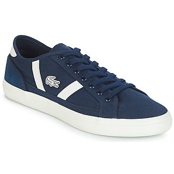 Chaussures Homme Baskets basses Lacoste SIDELINE 119 1 Marine / Blanc