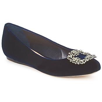 Chaussures Femme Ballerines / babies Sebastian ELIAJU BLUE