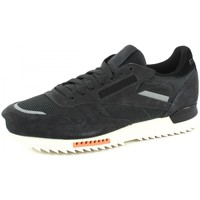 Chaussures Baskets basses Reebok Sport Classic Leather Ripple SN MEN Noir