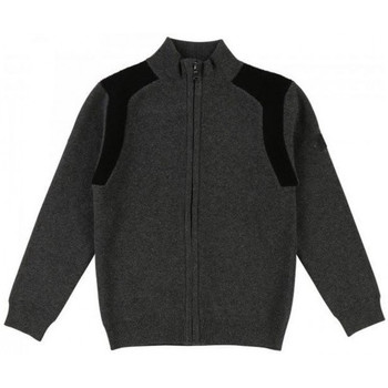 Vêtements Garçon Blousons HUGO Cardigan Hugo Boss Junior - J25C56-A80 Gris