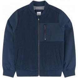 Vêtements Garçon Blousons HUGO Blouson Hugo Boss Junior - J26352-849 Bleu