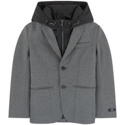 Vêtements Garçon Sweats HUGO Veste de costume Hugo Boss Junior - J26346-A80 Gris