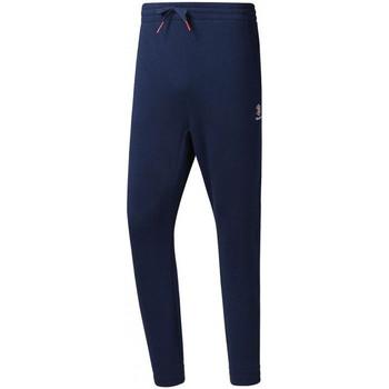 Vêtements Homme Pantalons de survêtement Reebok Sport Pantalon de Bleu
