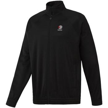 Vêtements Homme Vestes de survêtement Reebok Sport Veste de Noir