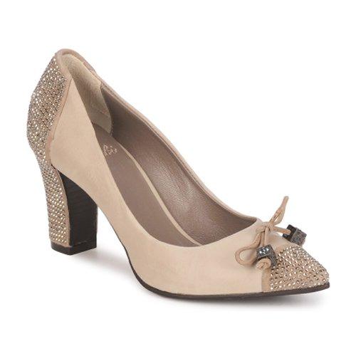 Chaussures Femme Escarpins Fabi PASQUA Beige
