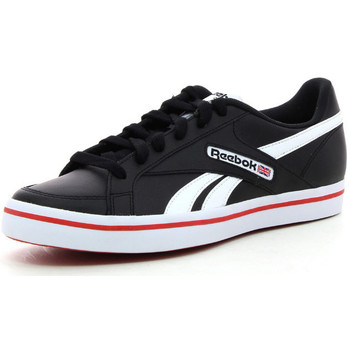 Chaussures Homme Baskets basses Reebok Sport LC Court Vulc Low Black