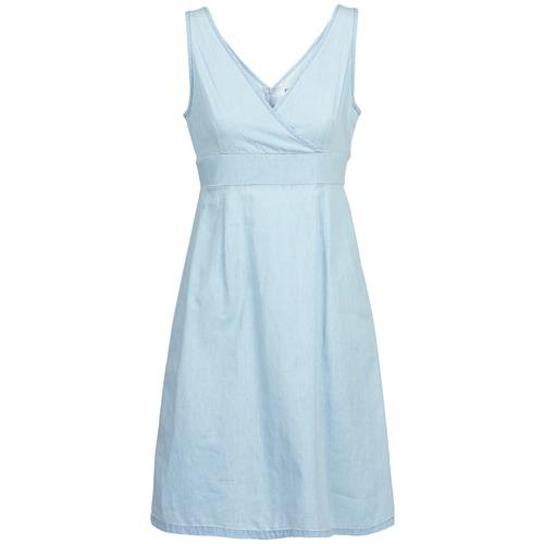 Robes Vero Moda JOSEPHINE Bleu clair 350x350
