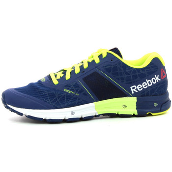 Chaussures Homme Running / trail Reebok Sport One Cushion 2.0 CIT Indigo/ Silver