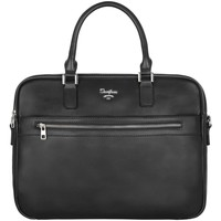 Sacs Homme Porte-Documents / Serviettes David Jones Porte-Document Cartable - Sacoche Ordinateur 15 pouces Noir