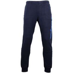 Vêtements Femme Pantalons de survêtement Champion Pantalon de survêtement  RIB CUFF PANTS - 212262-BS501 Bleu