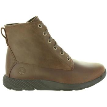 Chaussures Femme Bottes ville Timberland A1VPR METROROAM Marrón