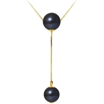 Montres & Bijoux Femme Colliers / Sautoirs Blue Pearls BPS K033 W Multicolore