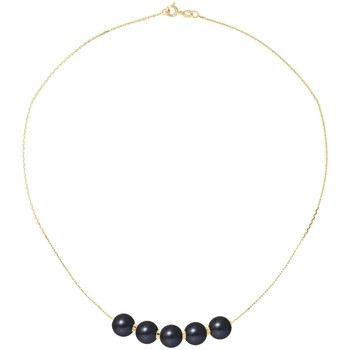 Montres & Bijoux Femme Colliers / Sautoirs Blue Pearls BPS K034 W Multicolore